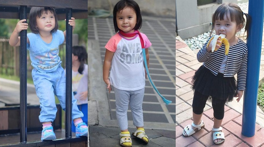 inspirasi fashion anak kecil © 2017 istimewa