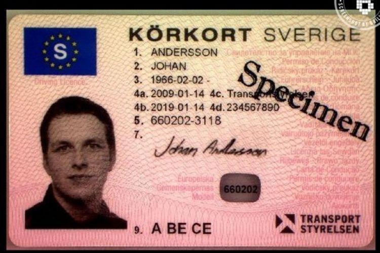 Hasil gambar untuk ktp swedia