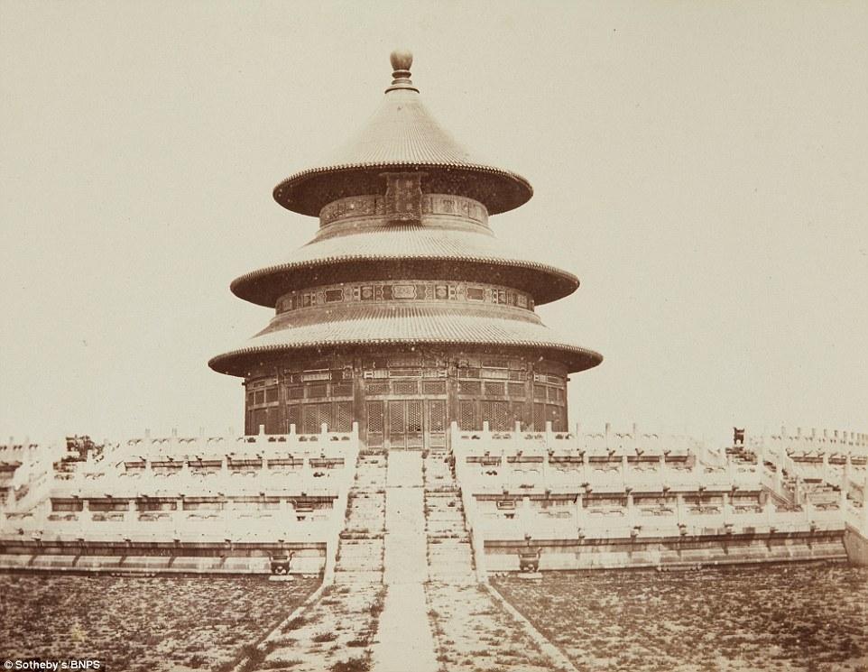 Foto Lawas Beijing Abad 19 © 2017 brilio.net