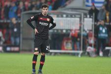 Pemain muda ini gagal tampil di Liga Champions karena ujian sekolah