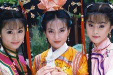 Hampir 20 tahun berlalu, ini kabar 5 pemain drama Putri Huan Zhu