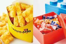 Legoland akan dibuka, Jepang siapkan 4 menu lucu bertema lego