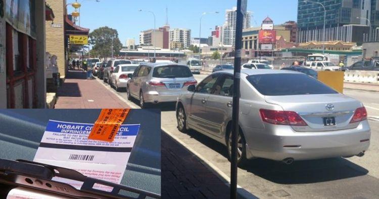 Sistem parkir canggih di Australia, tanpa petugas & serba pakai sensor