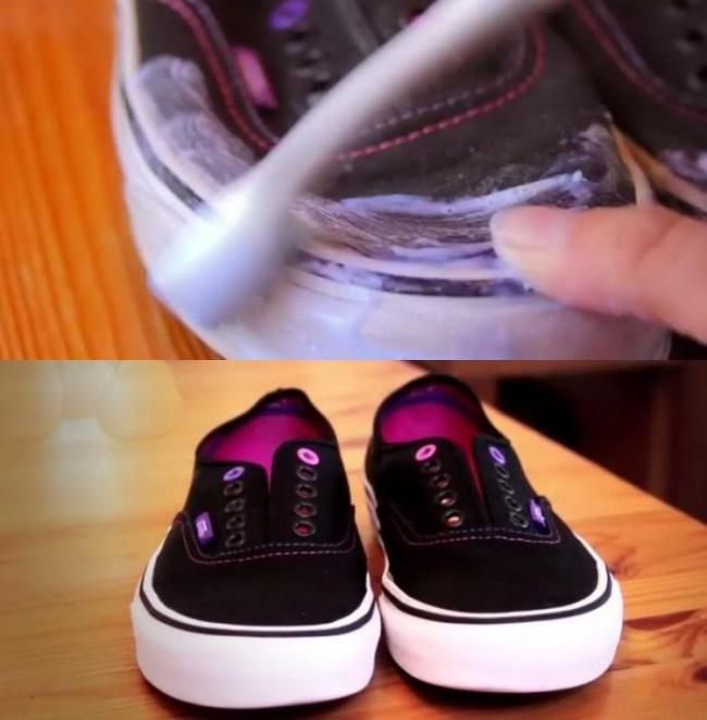 tips untuk pakaian dan sepatu tetap keren © 2017 BRIGHTSIDE.ME