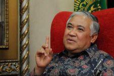 Ini kenangan berkesan Din Syamsuddin saat bersama KH Hasyim Muzadi
