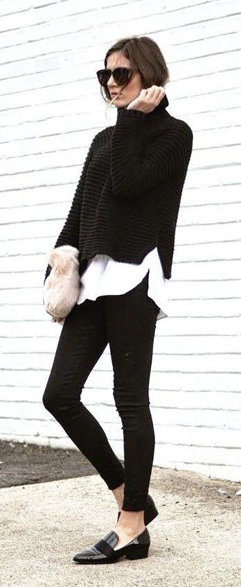 padu padan cropped sweater © 2017 berbagai sumber