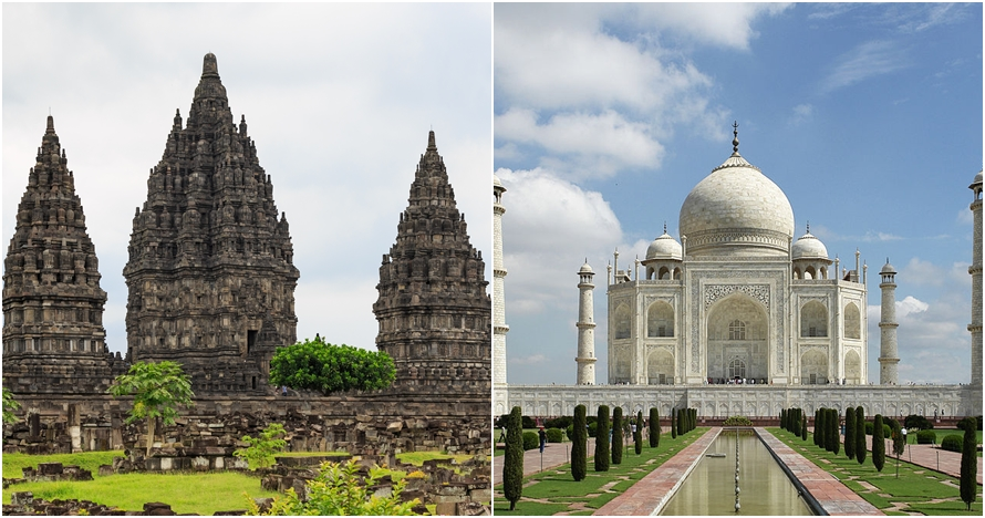 10 Bangunan megah ini didirikan sebagai bukti cinta, Indonesia mana?