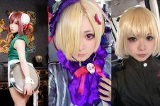 6 Cosplayer cowok Jepang ini populer karena tirukan anime cewek