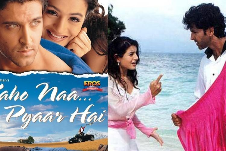 10 Foto transformasi para pemeran film Bollywood Kaho Naa Pyaar Hai
