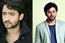 10 Foto Shashank Vyas, seleb Bollywood yang konon mirip Shaheer Sheikh