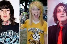 Perubahan 10 musisi emo yang ngehits era 2000-an, sekarang makin kalem