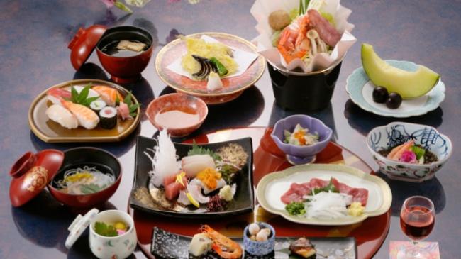 kebiasaan makan Jepang © 2017 berbagai sumber