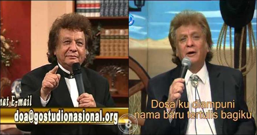 Kabar duka, pendeta legendaris pengisi acara rohani di RCTI tutup usia