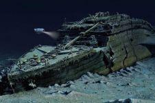 Tur langka ini ajak turis kunjungi bangkai kapal Titanic, kamu minat?