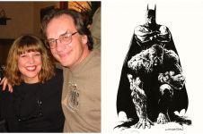 Wafat usia 68 tahun, ini 10 karya ilustrator komik Bernie Wrightson
