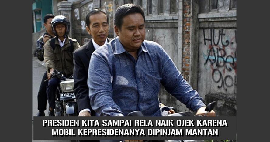 6 Meme 'SBY pinjam mobil dinas kepresidenan' ini lucunya gimana gitu
