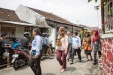 Istri orang terkaya dunia kunjungi Yogyakarta, ini yang dilakukannya