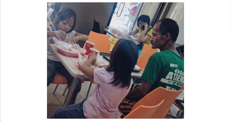 Kisah ayah yang rela tak makan demi anak-anaknya ini bikin terharu