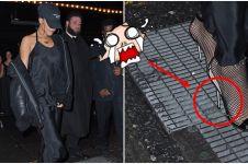5 Foto bukti Rihanna jago banget pakai high heels, bikin deg-deg ser
