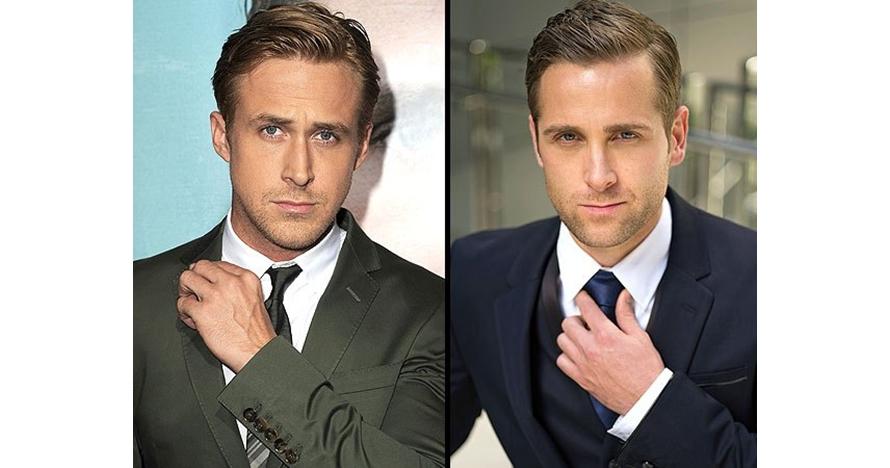 10 Foto Grant Hazell, mantan polisi 'kembaran' Ryan Gosling