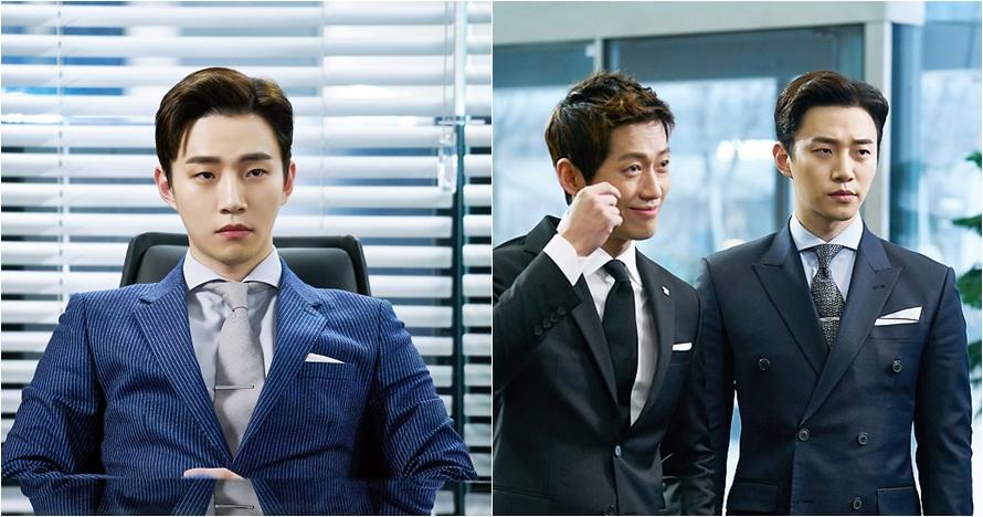12 Potret Junho 2PM, si jaksa tengil tapi ganteng di drama Chief Kim