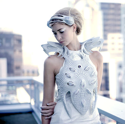 fashion item ala futuristik  © 2017 berbagai sumber