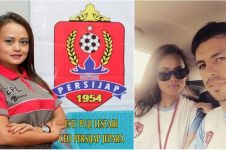 Kenalkan Esti Lestari, CEO Persijap istri pemain asing Carlos Raul