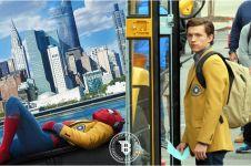 Pakai jas ini, Spider-Man disamakan dengan murid sekolah di Korsel