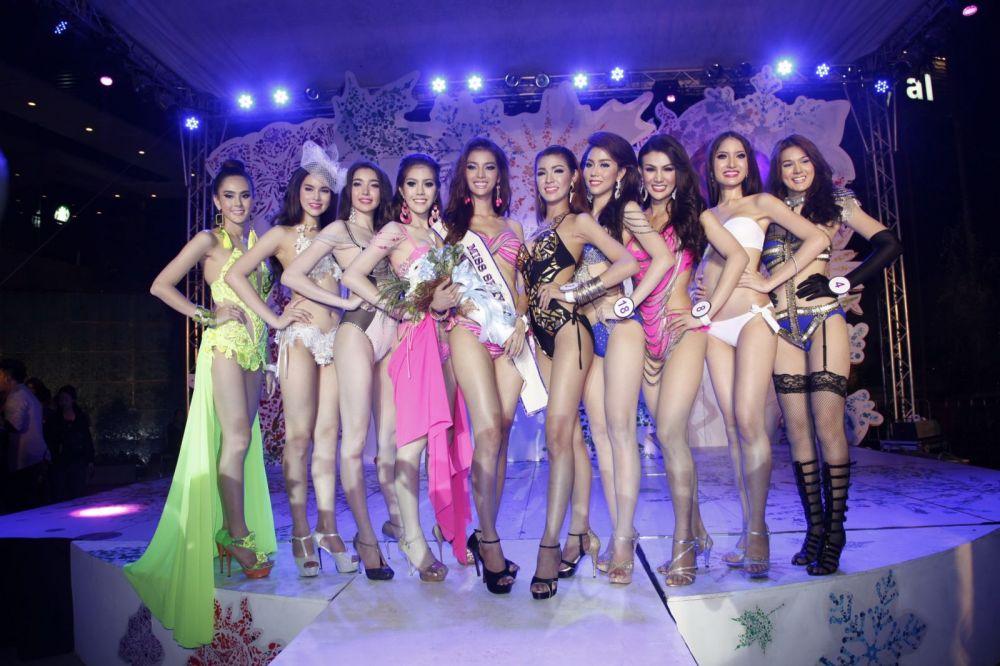 Конкурс красоты трансвеститов в тайланде