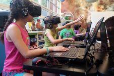 Nggak cuma buat game, VR juga bisa bantu siswa semangat belajar lho