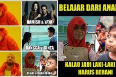 10 Meme Dimas & Ruroh yang bikin kamu makin gigih kejar cinta sejati