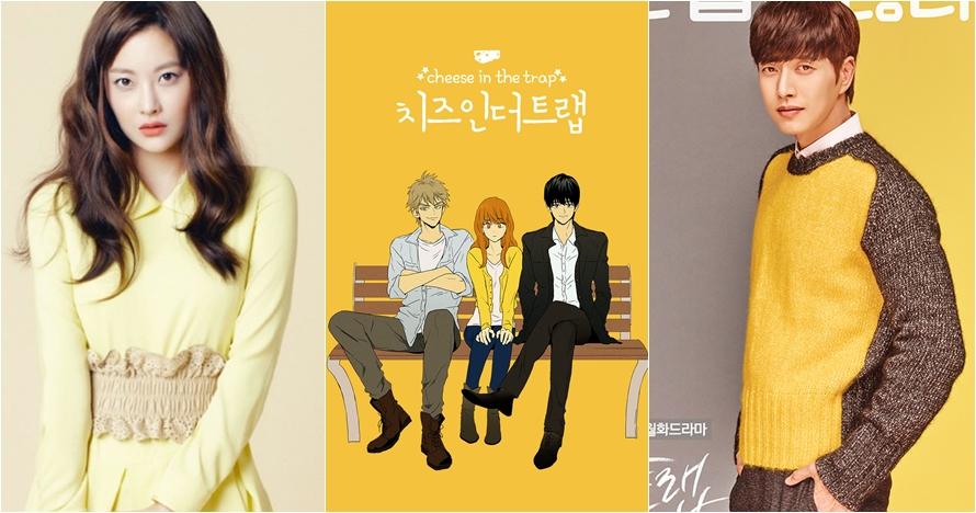 Selain Cheese in The Trap, ini 6 webtoon Korea yang layak difilmkan
