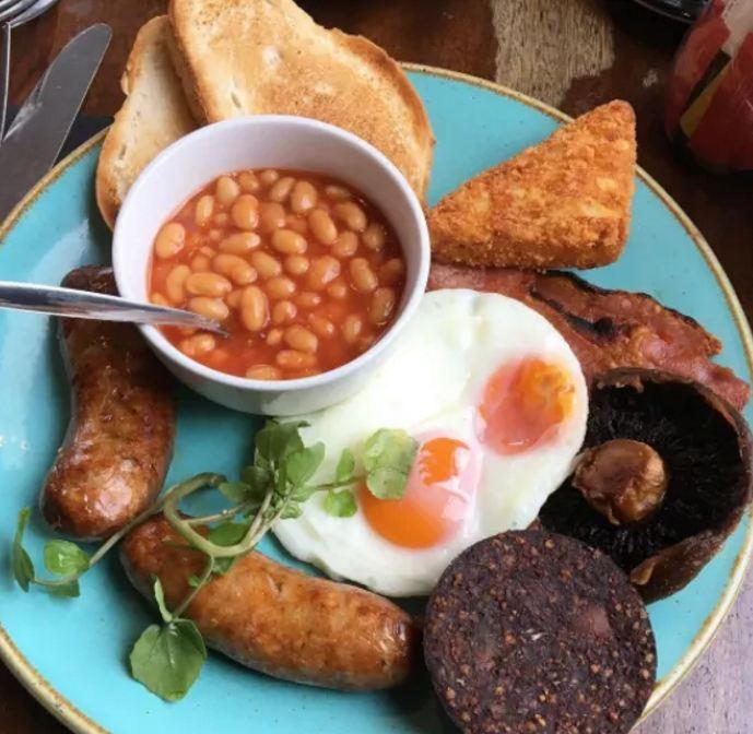 menu sarapan dari berbagai negara di seluruh dunia © 2017 buzzfeed
