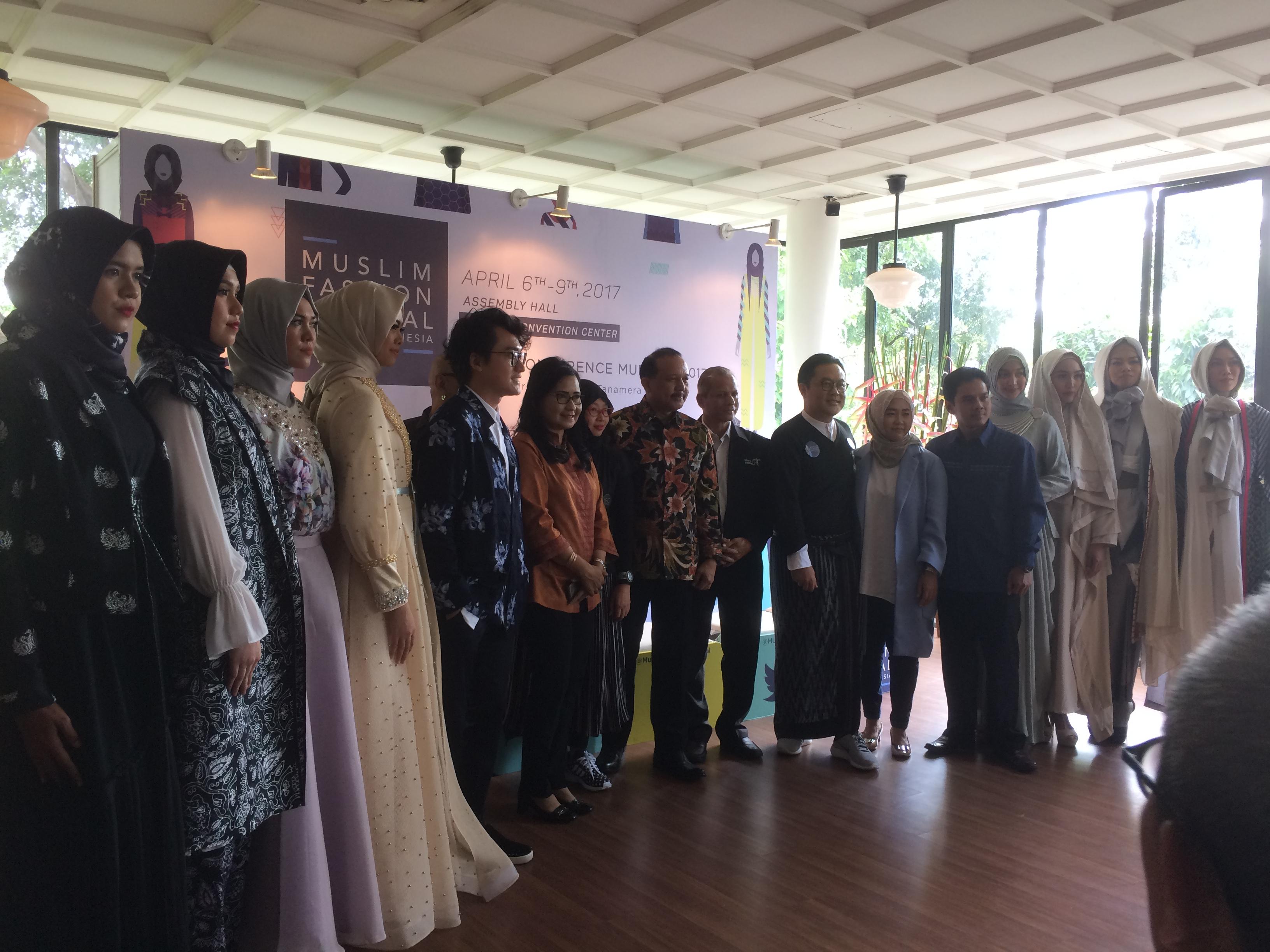Muslim Fashion Festival segera digelar di Jakarta