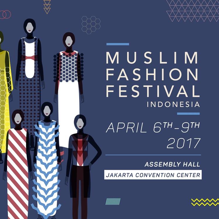 Muslim Fashion Festival 2017 © 2017 brilio.net