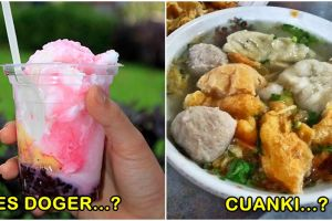 Ternyata ini kepanjangan dari 8 nama makanan khas Indonesia