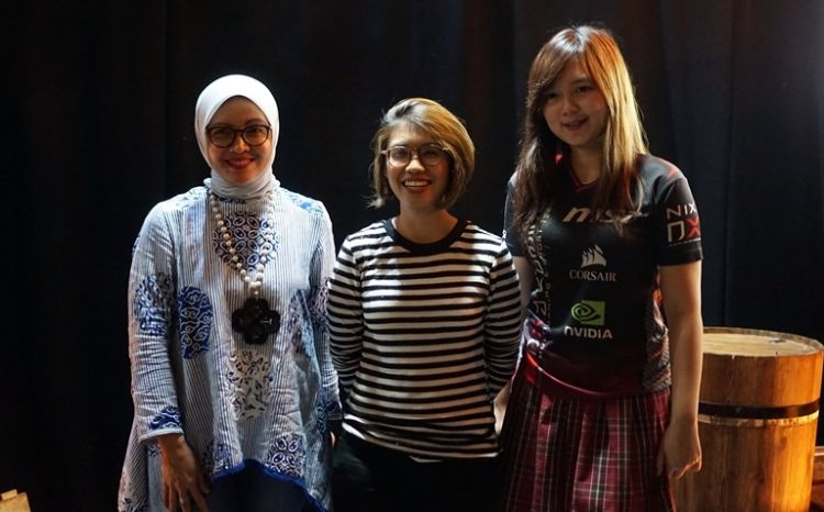 3 Wanita ini buktikan bisa jadi 'Srikandi' bidang teknologi, keren!