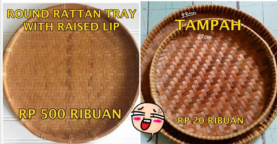 5 Meme 'beda nama beda harga' kerajinan asli Indonesia, kontras banget