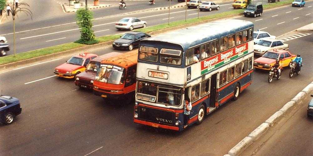 Nostalgia Yuk Ini 10 Transportasi Jadul Yang Pernah Ada Di Indon