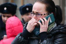 Fakta teror itu biadab, lihat 10 foto bom di St.Petersburg, Rusia ini