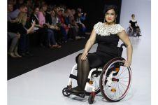 Moscow Fashion Week 2017 hadirkan difabel sebagai model, salut