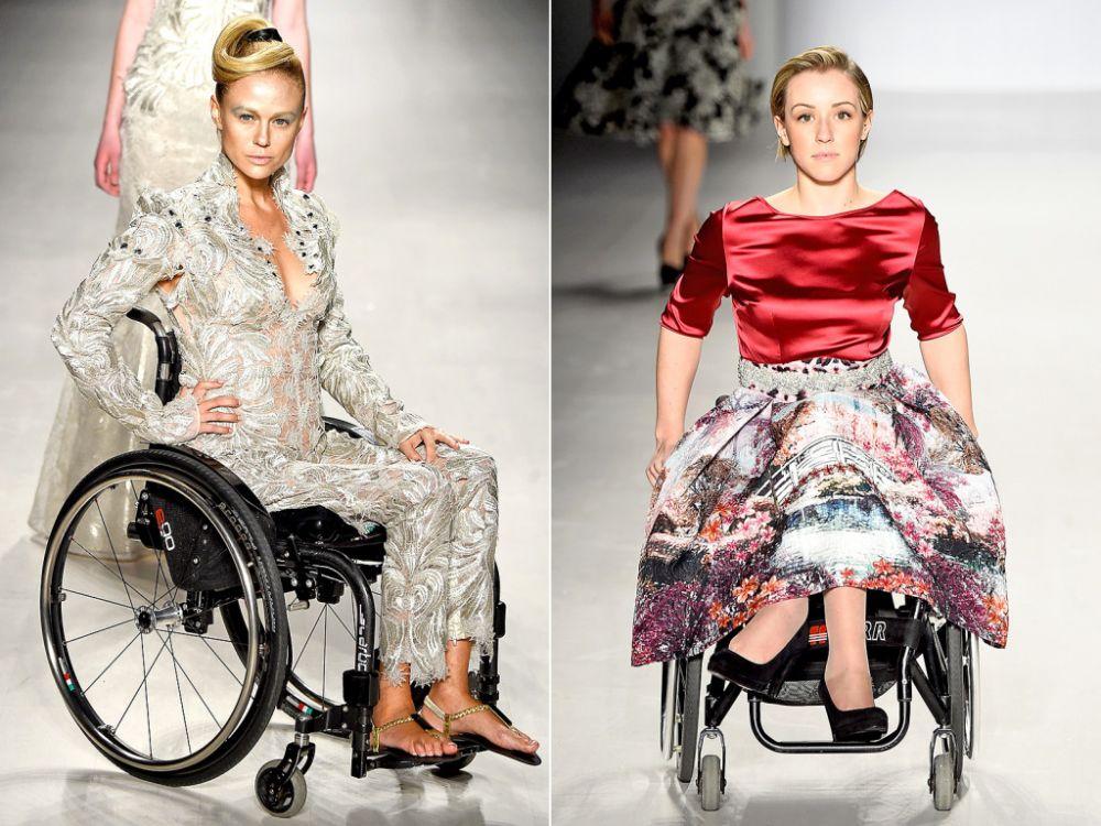 MFW hadirkan disabilitas sebagai model  © 2017 berbagai sumber