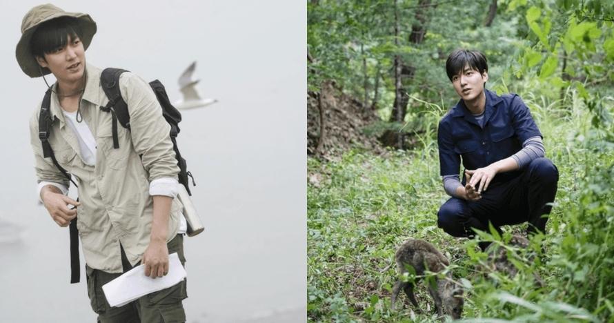 14 Foto di balik layar Lee Min-ho syuting di perbatasan Korut-Korsel