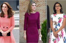 5 Putri kerajaan ini punya gaya fashion sederhana tapi elegan, cantik