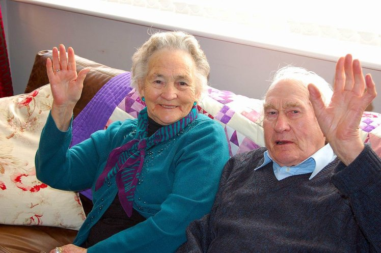 Kisah pasangan lansia meninggal di waktu hampir bersamaan, bikin haru