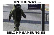 7 Meme Samsung Galaxy S8 ini bikin kamu ketawa meski belum mampu beli