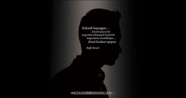 Raffi Ahmad Unggah Kutipan Soal Kekasih Bayangan Siapa Kira