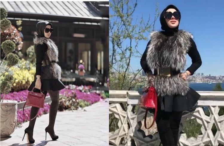 Sempat kontroversi, harga outfit Syahrini ini bikin melongo