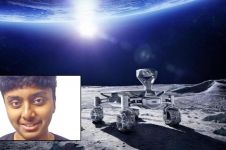 Punya ide bikin jalan menuju bulan, remaja ini dapat hadiah dari NASA