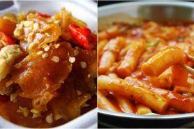 Yuk bikin seblak teokpokki, gabungan kuliner khas Indonesia-Korea